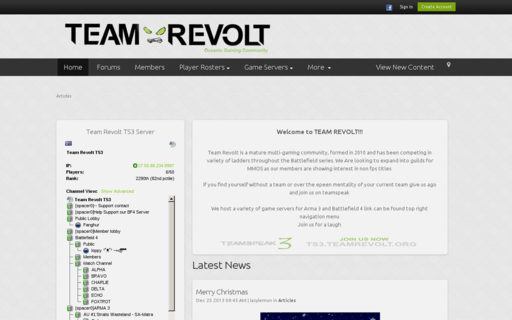 Access teamrevolt.org using Hola Unblocker web proxy