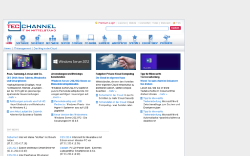 Access tecchannel.de using Hola Unblocker web proxy
