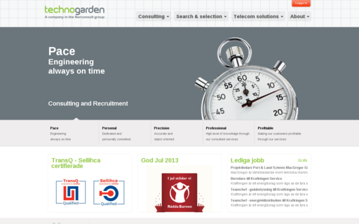 Access technogarden.se using Hola Unblocker web proxy