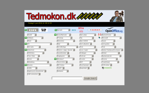 Access tedmokon.dk using Hola Unblocker web proxy