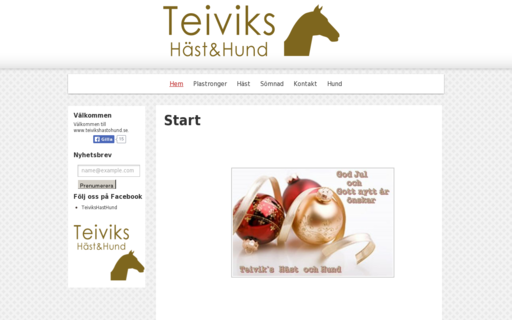 Access teivikshastohund.se using Hola Unblocker web proxy