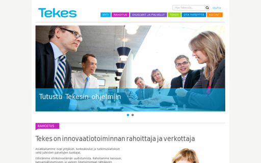 Access tekes.fi using Hola Unblocker web proxy