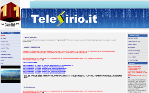 Access telesirio.it using Hola Unblocker web proxy