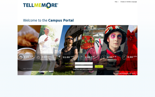 Access tellmemorecampus.com using Hola Unblocker web proxy