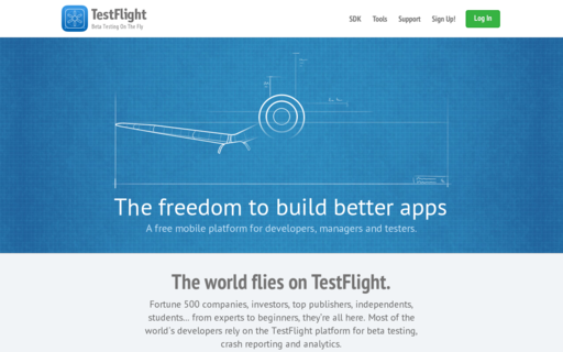 Access testflightapp.com using Hola Unblocker web proxy