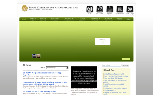 Access texasagriculture.gov using Hola Unblocker web proxy