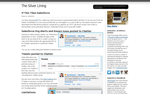 Access th3silverlining.com using Hola Unblocker web proxy