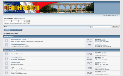 Access the-anglo-french-forum.co.uk using Hola Unblocker web proxy