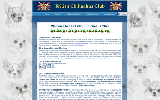 Access the-british-chihuahua-club.org.uk using Hola Unblocker web proxy