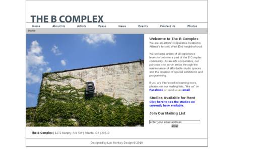 Access thebcomplex.com using Hola Unblocker web proxy