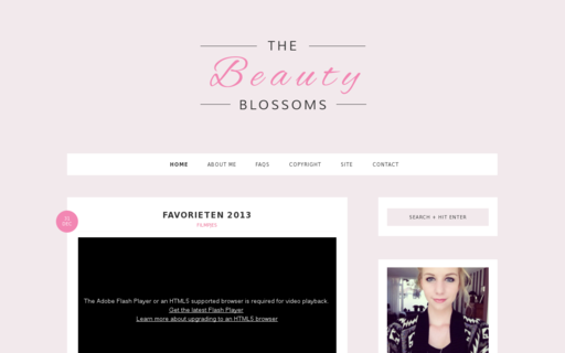 Access thebeautyblossoms.nl using Hola Unblocker web proxy