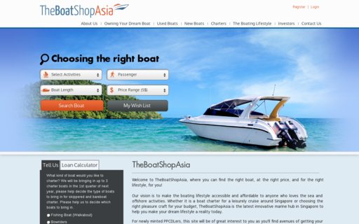 Access theboatshop.asia using Hola Unblocker web proxy