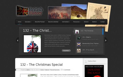 Access thebritishhistorypodcast.com using Hola Unblocker web proxy