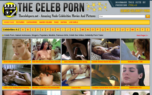 Access thecelebporn.net using Hola Unblocker web proxy