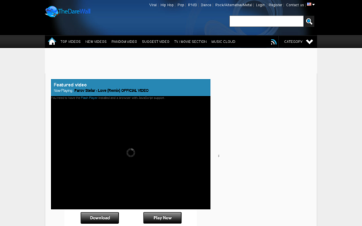 Access thedarewall.com using Hola Unblocker web proxy