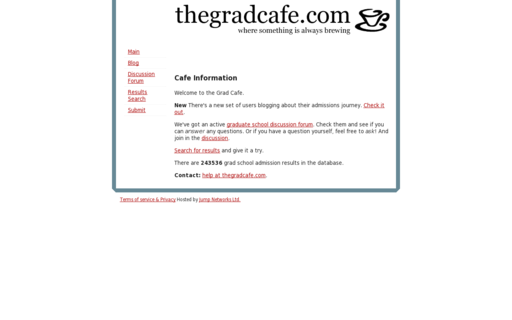 Access thegradcafe.com using Hola Unblocker web proxy