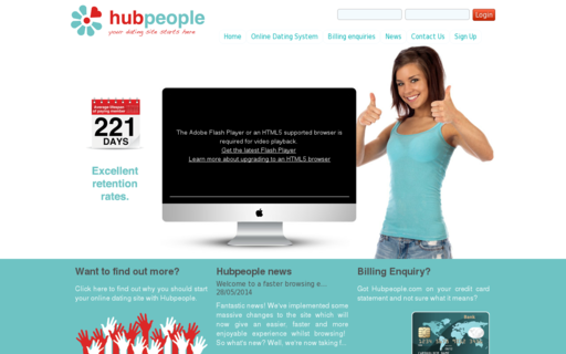 Access thehubpeople.com using Hola Unblocker web proxy