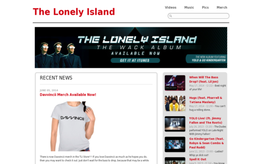 Access thelonelyisland.com using Hola Unblocker web proxy