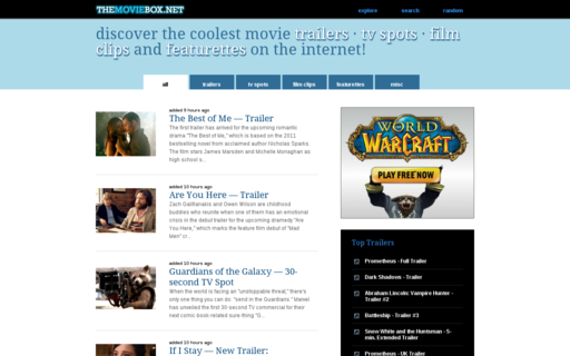 Access themoviebox.net using Hola Unblocker web proxy