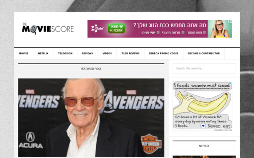Access themoviescore.com using Hola Unblocker web proxy
