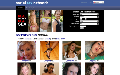 Access thesocialsexnetwork.com using Hola Unblocker web proxy