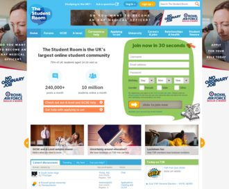 Access thestudentroom.co.uk using Hola Unblocker web proxy