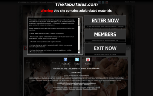 Access thetabutales.com using Hola Unblocker web proxy