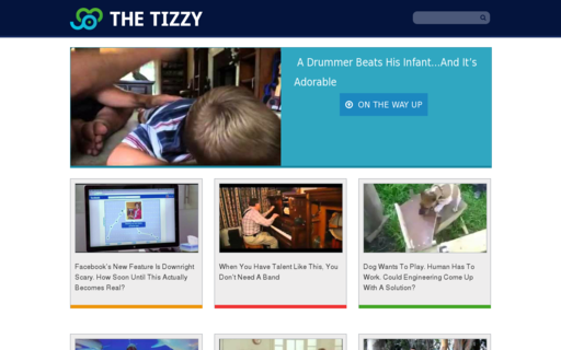 Access thetizzy.com using Hola Unblocker web proxy