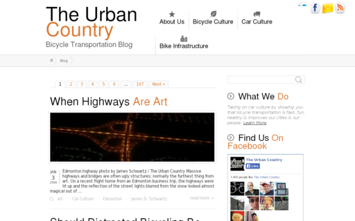 Access theurbancountry.com using Hola Unblocker web proxy