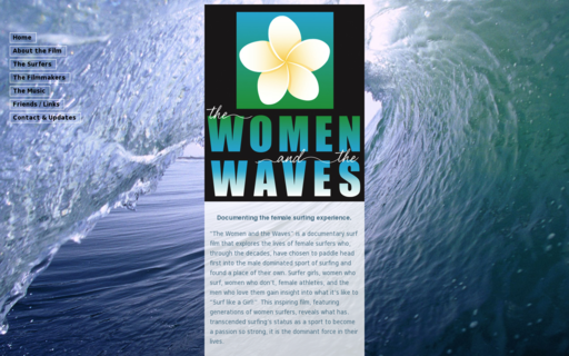 Access thewomenandthewaves.com using Hola Unblocker web proxy