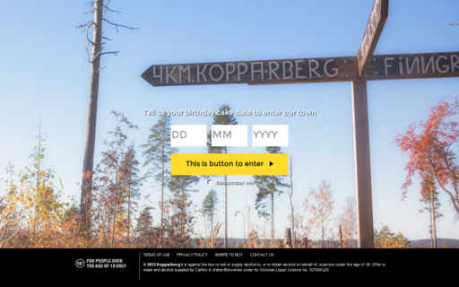 Access thisiskopparberg.se using Hola Unblocker web proxy