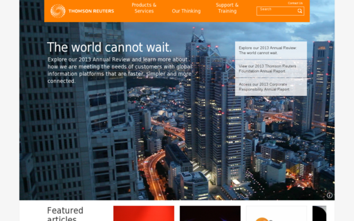 Access thomsonreuters.com using Hola Unblocker web proxy