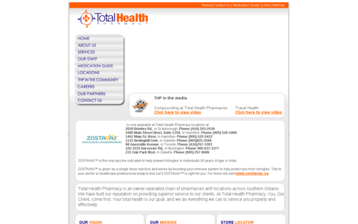 Access thpharmacy.com using Hola Unblocker web proxy