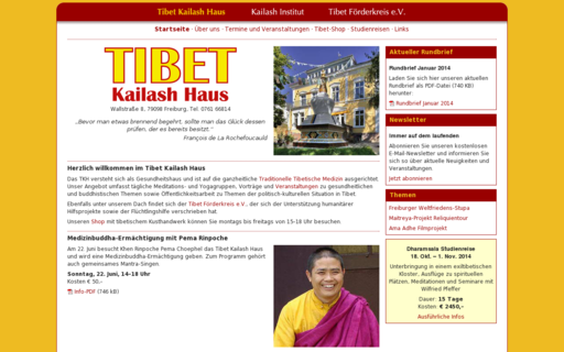 Access tibet-kailash-haus.de using Hola Unblocker web proxy