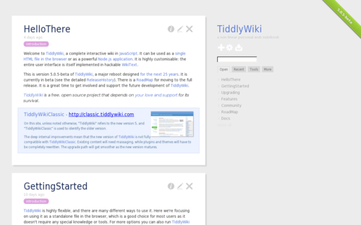 Access tiddlywiki.com using Hola Unblocker web proxy