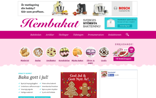 Access tidningenhembakat.se using Hola Unblocker web proxy