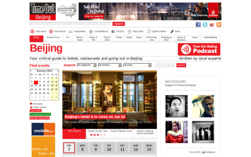 Access timeoutbeijing.com using Hola Unblocker web proxy
