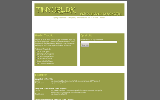 Access tinyurl.dk using Hola Unblocker web proxy