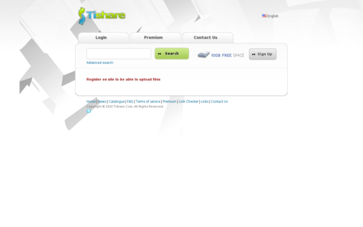 Access tishare.com using Hola Unblocker web proxy
