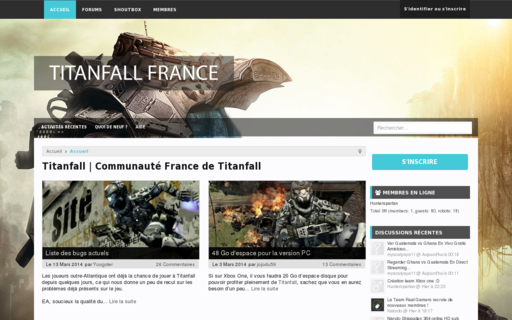 Access titanfall-france.fr using Hola Unblocker web proxy