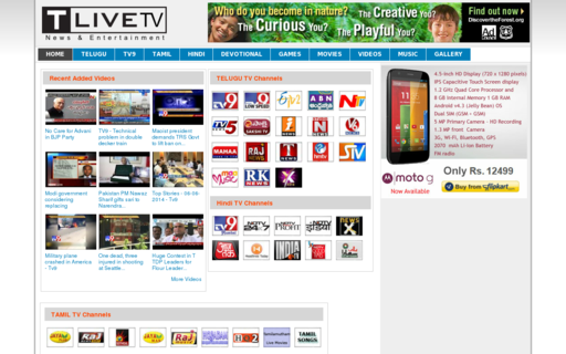Access tlivetv.com using Hola Unblocker web proxy
