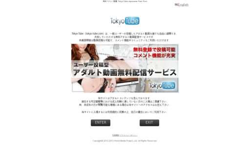 Access tokyo-tube.com using Hola Unblocker web proxy