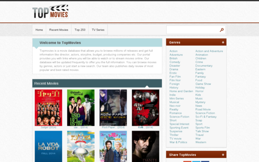 Access topmovies.cc using Hola Unblocker web proxy