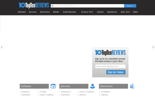 Access toptenreviews.com using Hola Unblocker web proxy