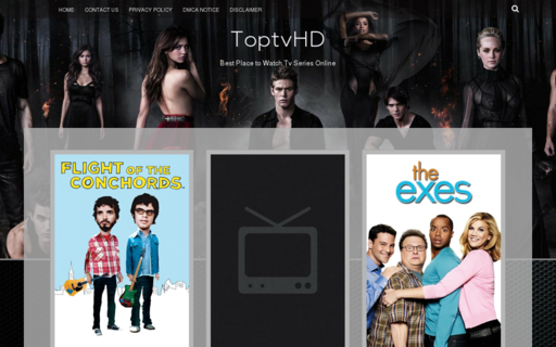 Access toptvhd.com using Hola Unblocker web proxy