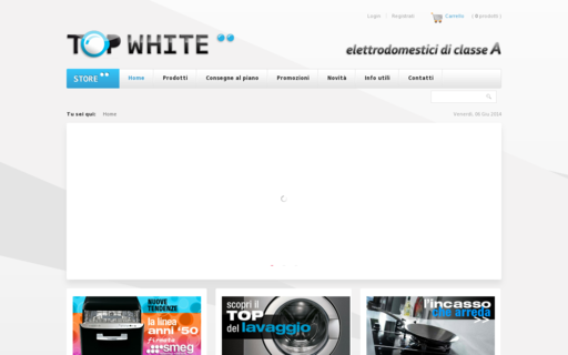 Access topwhite.it using Hola Unblocker web proxy