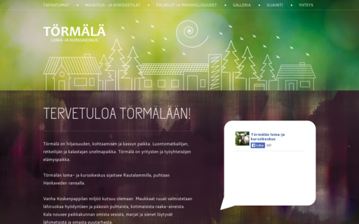 Access tormala.fi using Hola Unblocker web proxy