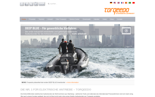 Access torqeedo.com using Hola Unblocker web proxy