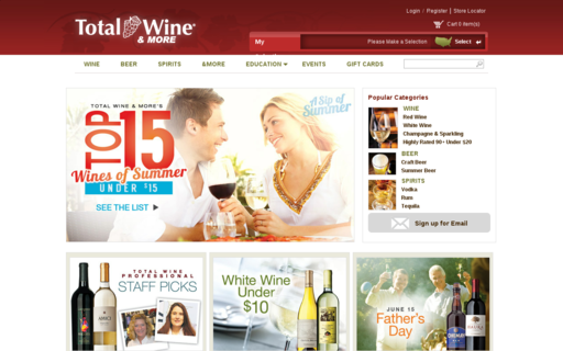 Access totalwine.com using Hola Unblocker web proxy