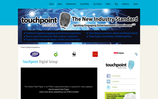 Access touchpointdigital.com using Hola Unblocker web proxy